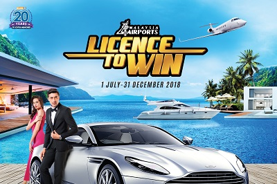 Licence to Win