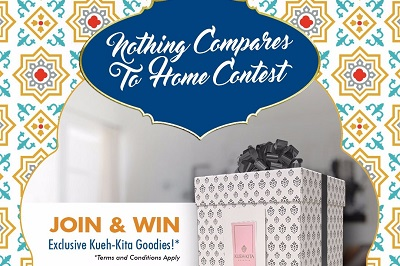 Nothing Compares to Home Contest