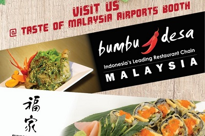 Taste of Malaysia Airports
