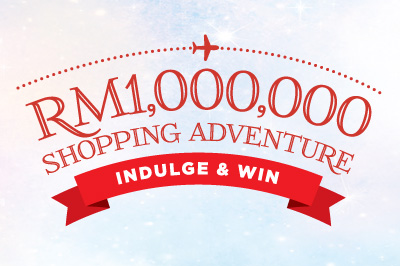 Indulge & Win Monthly Indulger