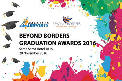 Beyond Borders Graduations Awards 2016