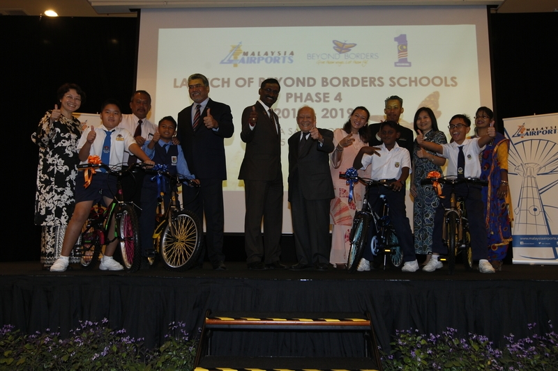 Launch of Beyond Borders Programme (Phase 4)