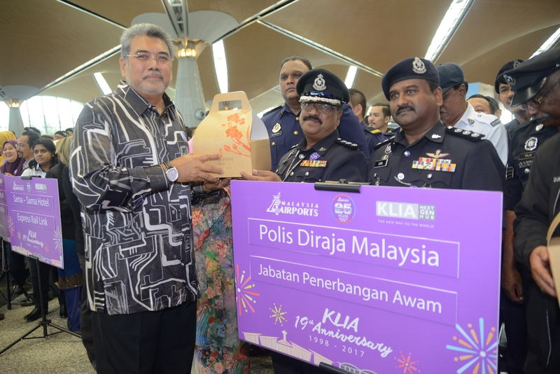 KLIA – 19 Years of Serving The Nation