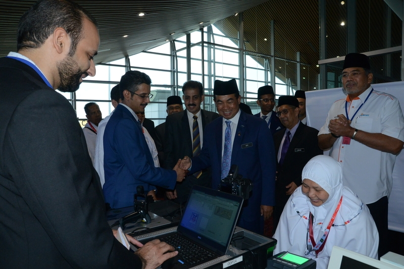 World's First Proof of Concept for Pre-clearance of Hajj Pilgrims at KLIA