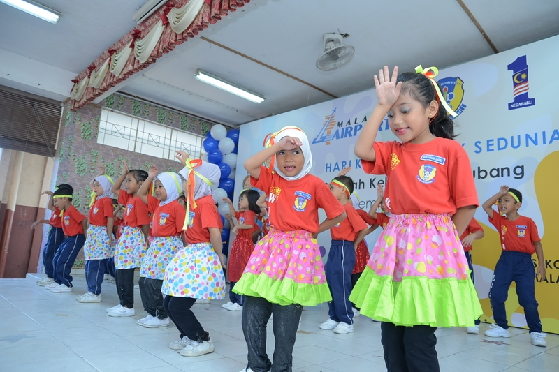 World Children's Day Celebration at Sk Subang